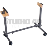 Mobile Stand for Diatonic Bar Instruments