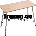 Reguleeritava kõrgusega laud