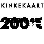 Kinkekaart 200 €