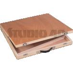 Wooden Case for Resonator Bell Set KBN3d or KBN3c